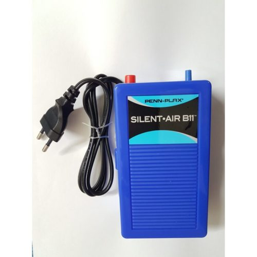 Penn-Plax Silent-Air B11 - Auto/On Battery Powered Air Pump 1