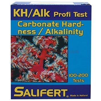 Salifert Profi-Test Kit – KH + Alkalinity Indiefur.com