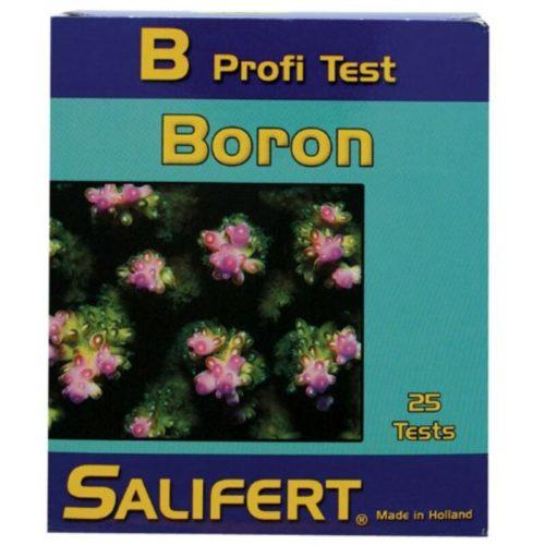 Salifert Profi-Test Kit - Boron Indiefur.com