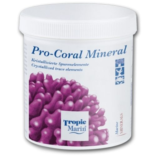 Tropic Marin Pro Coral Mineral Indiefur.com