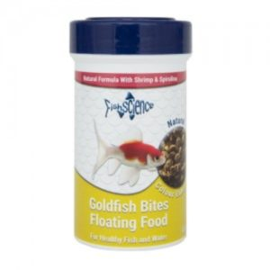 FishScience Goldfish Bites Indiefur.com