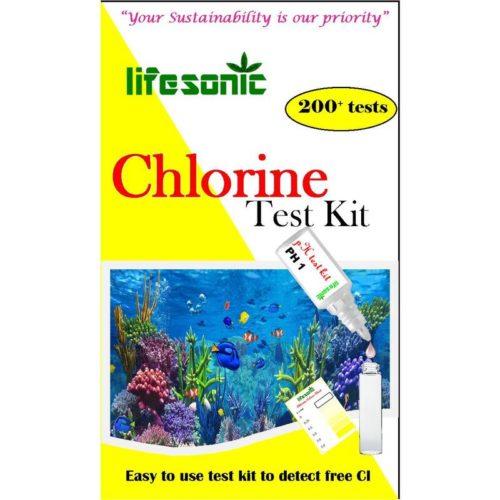 Lifesonic Chlorine test kit Indiefur.com