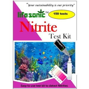 Lifesonic Nitrite test kit Indiefur.com