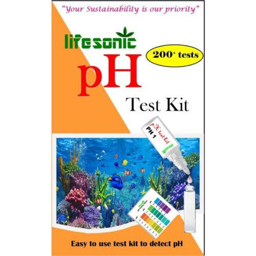Lifesonic pH test kit Indiefur.com