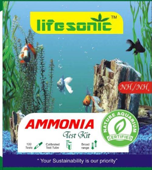 Lifesonic Ammonia Test Kit