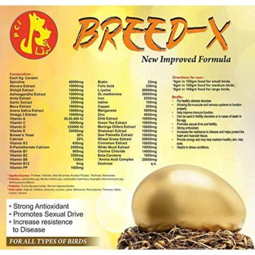 Pet Care International Breed-X 2