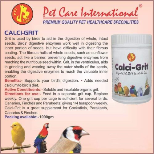 Pet Care International Calci-Grit 1