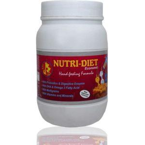 Pet Care International Economic Nutri-Diet Indiefur.com