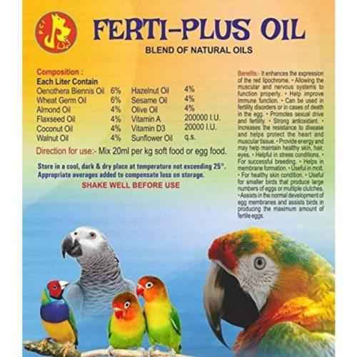 Pet Care International Ferti-Plus 1