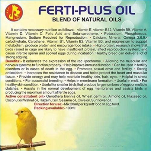 Pet Care International Ferti-Plus 2