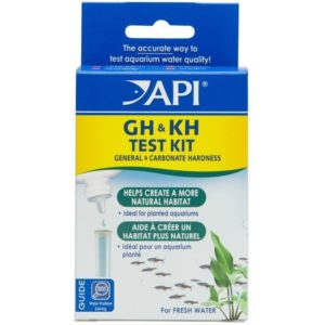 API GH and KH Hardness Test Kit Indiefur.com