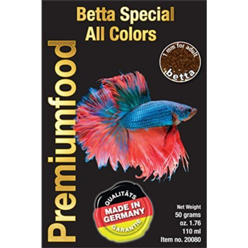 Exotica Betta Special All Colors indiefur.com