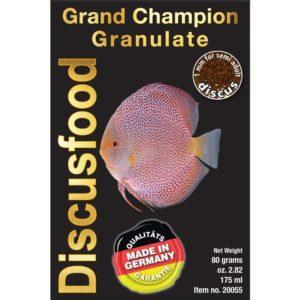 Exotica Discusfood Grand Champion Fish Food Indiefur.com