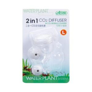 ISTA 2 in 1 CO2 Diffuser L Indiefur.com