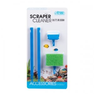 ISTA Scraper Cleaner Indiefur.com