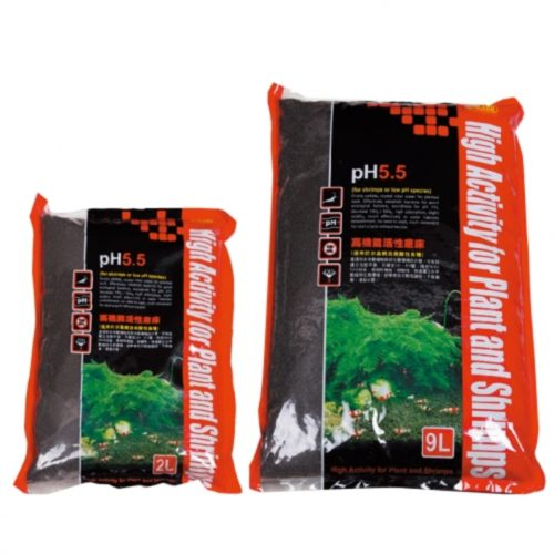 ISTA Shrimp Soil - PH 5.5 indiefur.com