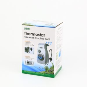 ISTA Thermostat Cooling Fan Indiefur.com