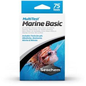 Seachem Multitest Marine Basic Indiefur.com