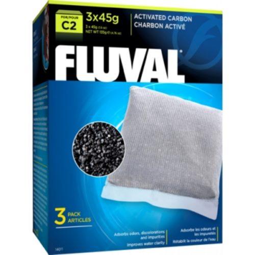 Fluval C2 Activated Carbon Indiefur.com
