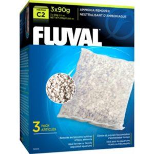 Fluval C2 Ammonia Remover Indiefur.com