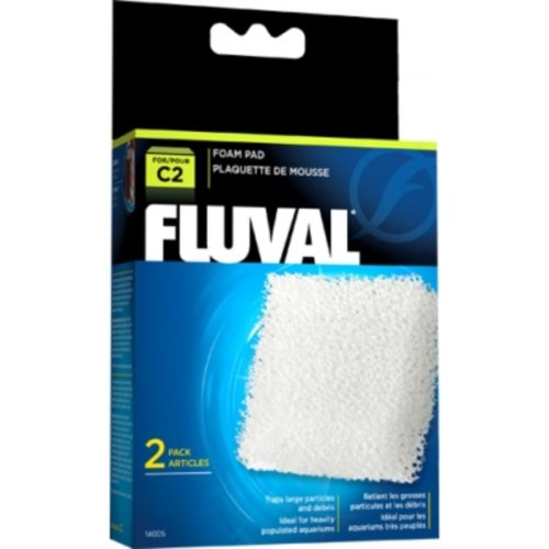 Fluval C2 Poly Foam Pad - 2 Pcs Indiefur.com