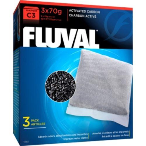 Fluval C3 Activated Carbon Indiefur.com