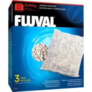 Fluval C3 Ammonia Remover Indiefur.com