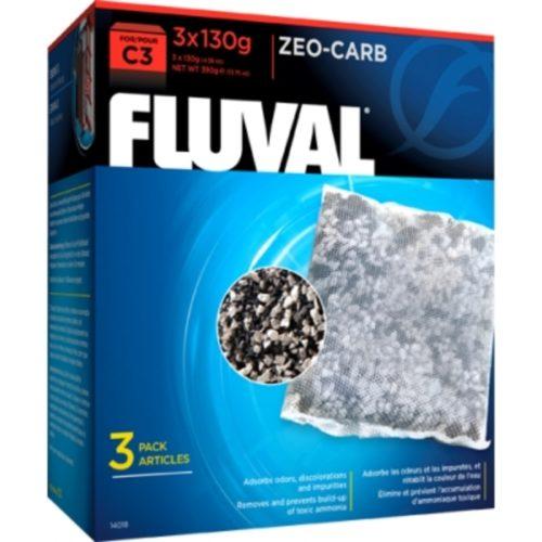 Fluval C3 Zeo-Carb Indiefur.com