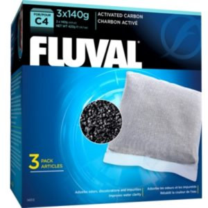 Fluval C4 Activated Carbon Indiefur.com