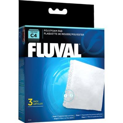 Fluval C4 Poly Foam Pad – 3 Pcs 2