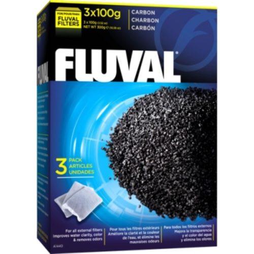 Fluval Carbon 300 Gram Indiefur.com