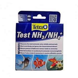 Tetra Ammonia Test Kit NH3 NH4 Indiefur.com