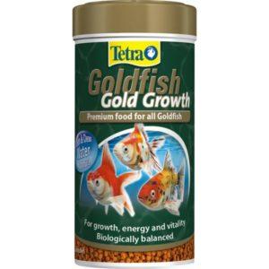 Tetra Goldfish Gold Growth Indiefur.com