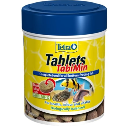 Tetra Tablets Tabimin Indiefur.com