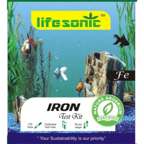 Lifesonic Iron Test Kit