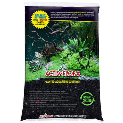 Natures Ocean Activ Flora Floracor Black 9 Kg