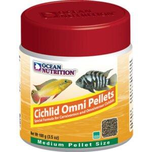 Ocean Nutrition Cichlid Omni Pellet Medium 100 gm