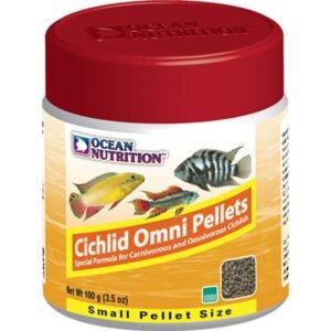 Ocean Nutrition Cichlid Omni Pellet Small 100 gm