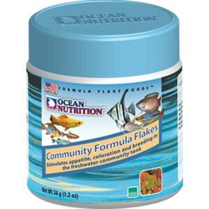 Ocean Nutrition Community Formula Flakes 34 gm