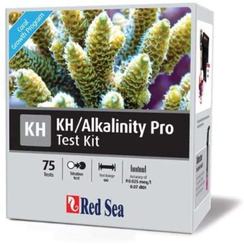 Red Sea Kh Alkalinity Pro Test Kit